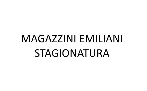 Magazzini Emiliani Stagionatura
