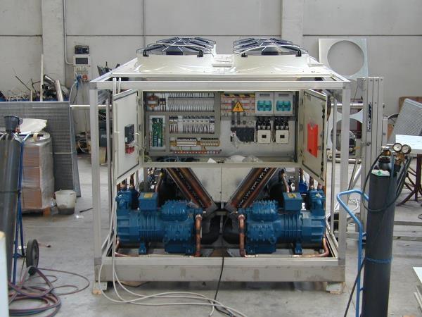 Realizzazione di impianti di refrigerazione e stagionatura