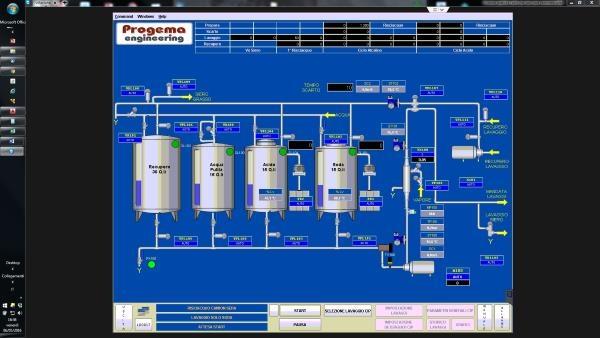 Assistenza su impianti di processo, refrigerazione e stagionatura
