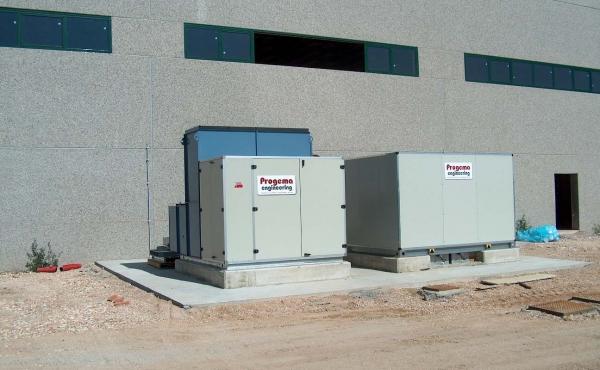 Condizionatori per stagionatura e pompe calore