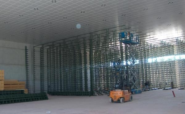 Realizzazione impianti magazzini stagionatura