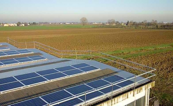 Impianto fotovoltaico Progema engineering