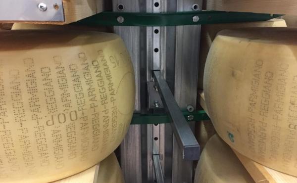 Impianti stagionatura formaggi