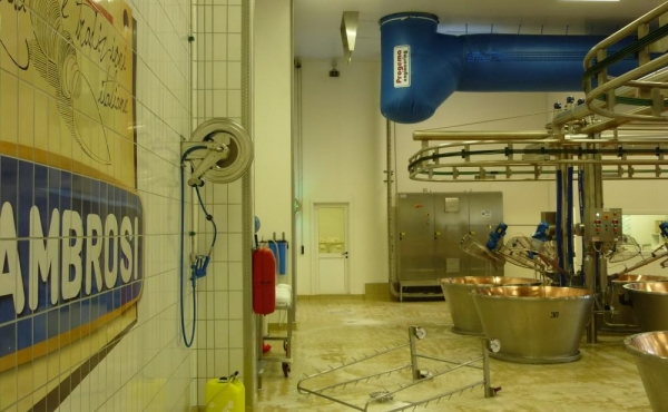 Climatizzazione sala cottura