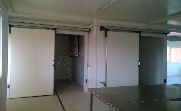 Impianti celle frigorifere