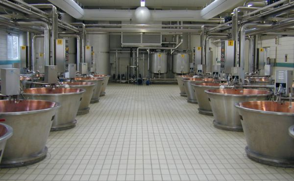 Impianti trattamento aria sale cottura
