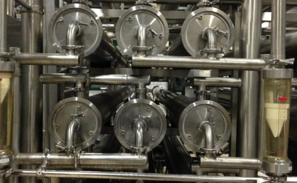 Impianto concentratori siero Progema Engineering