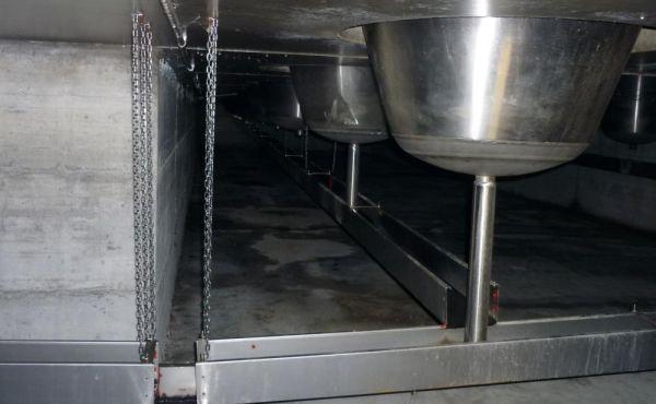 Impianto per recupero condensa Progema Engineering