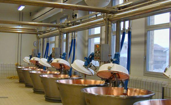 Progettazione impianti trattamento aria sale cottura