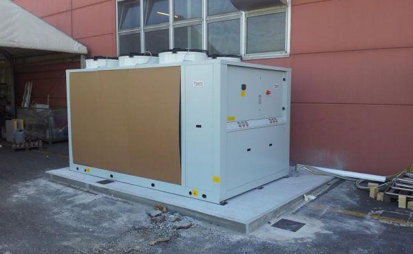 Progettazione refrigeratori e motocondensanti