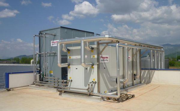 Manutenzione refrigeratori e motocondensanti