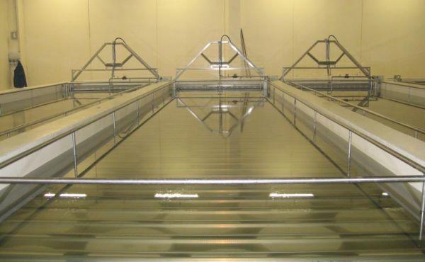 Impianto salatura dinamica Progema